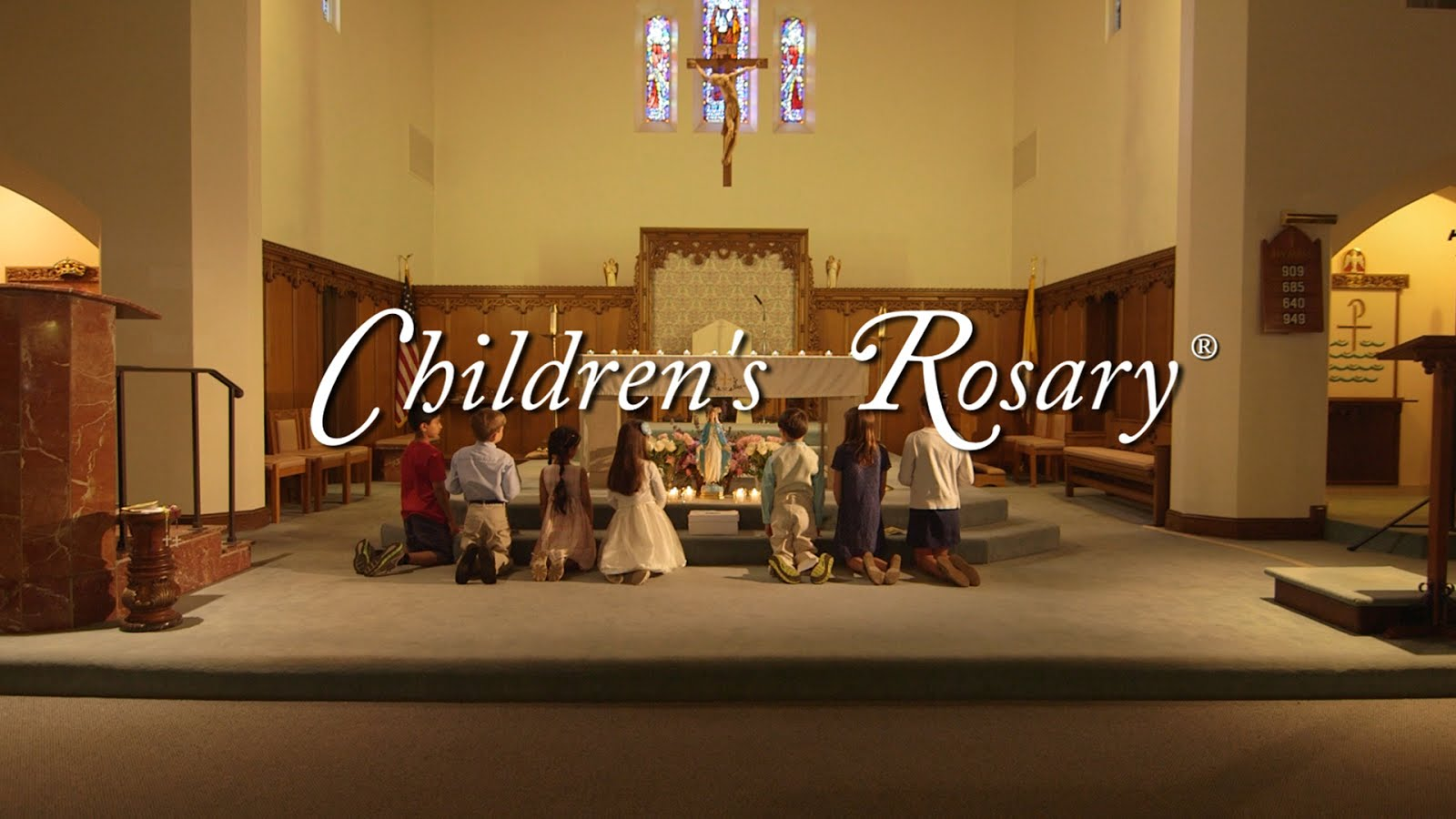 Children's Rosary on EWTN
