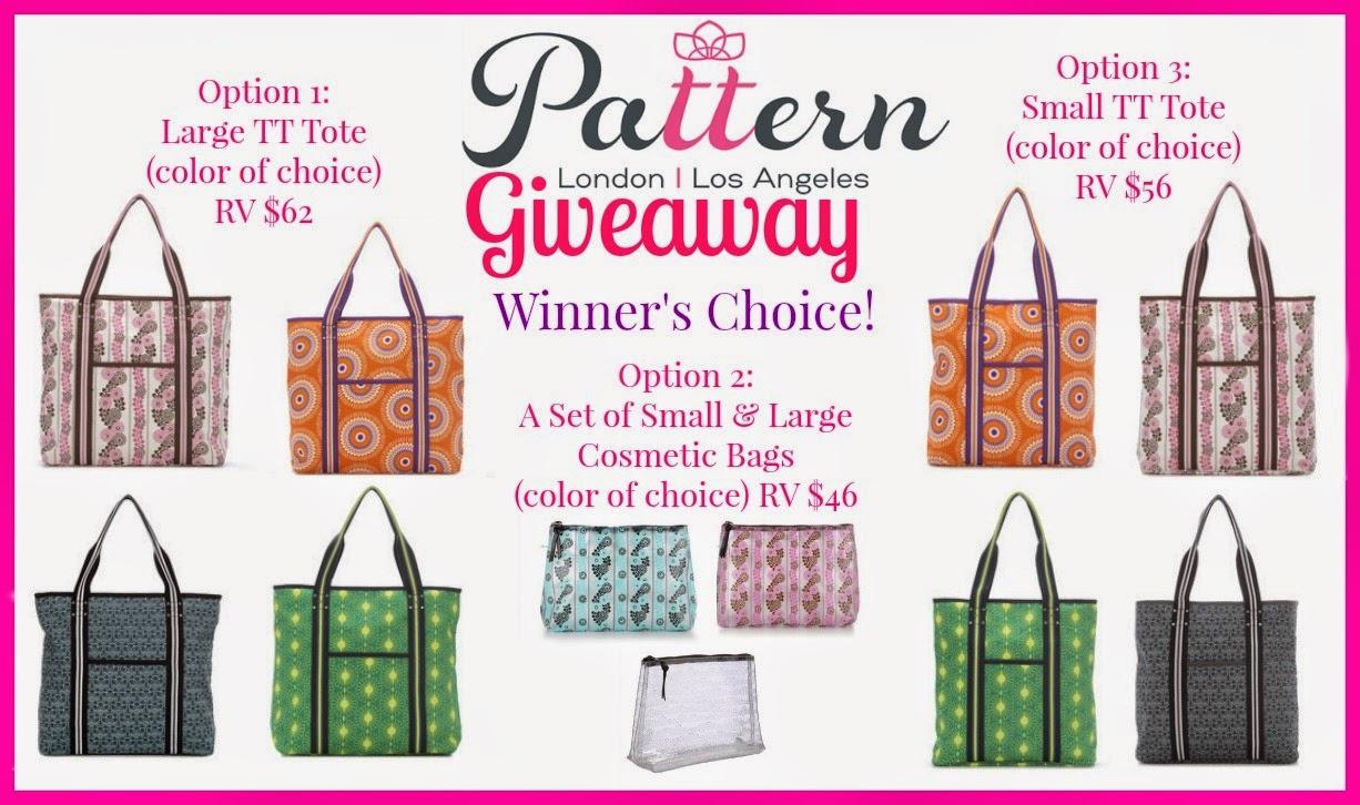 Pattern LA Giveaway