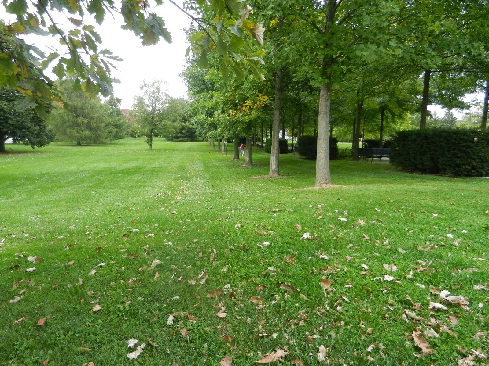 garden parks in LeClaire Illinois
