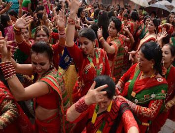 आउनुहोस अगस्त 27 मा दुर्गा मन्दिर फेयरफ्याक्समा तिज महोत्सब भब्य रुपमा सम्पन्न गरौँ  !