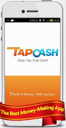 Earn Money Online 2015 - Make Real Cash With Tap Cash Rewards Android App