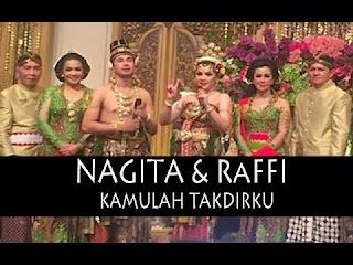 Lirik Lagu Raffi Ahmad & Nagita Slavina - Kamulah Takdirku