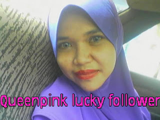 Queenpink lucky follower
