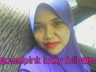 Queenpink lucky follower