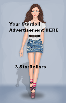 Your Stardoll Ad here