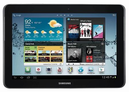 Samsung Galaxy Tab 2 10.1-inch