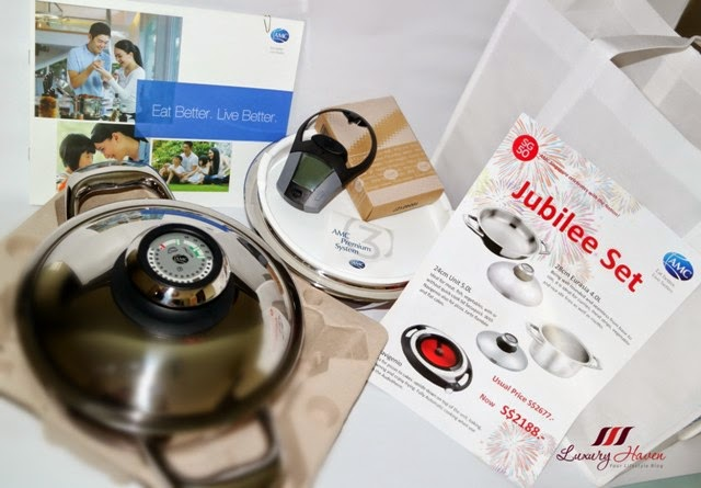 amc premium cooking system jubilee set sg50