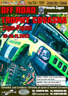 Off road Trophy Covasna