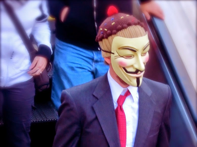 FBI Investigates 'Anonymous' For Attacking Home Computers Of Ferguson Police Officers