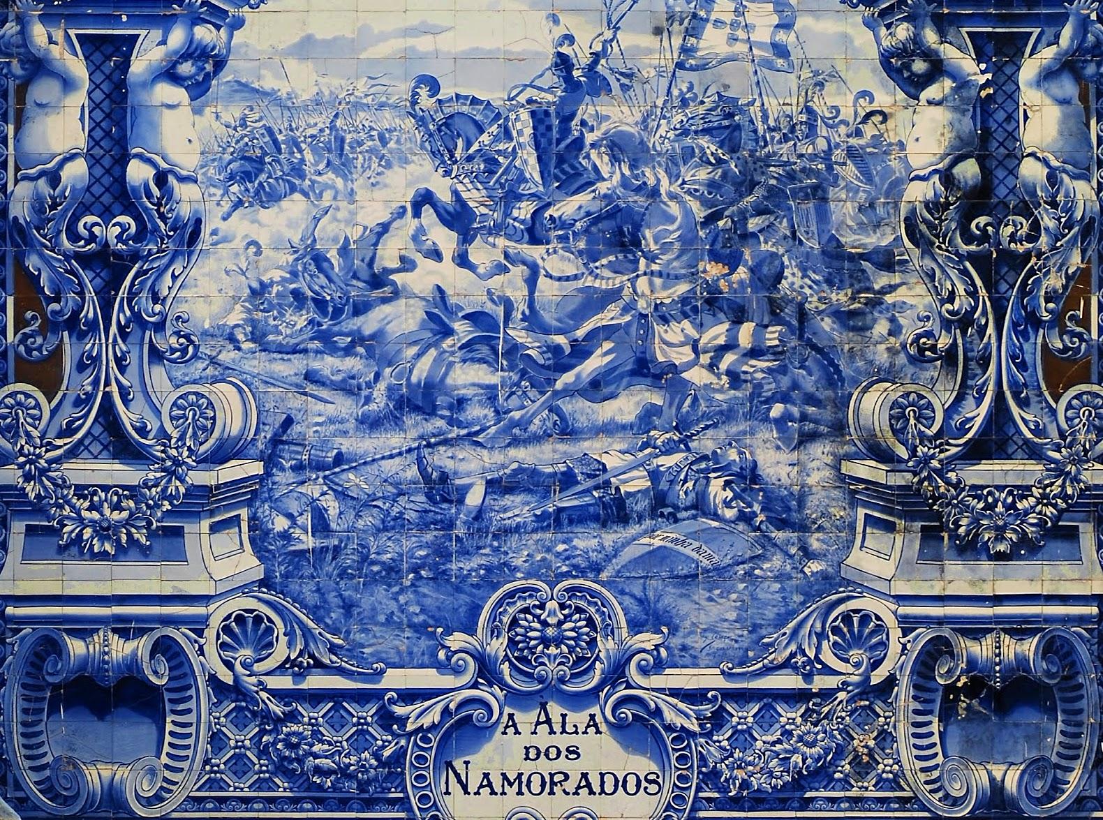 O di rio da hist ria janeiro 2016 for Azulejos historia