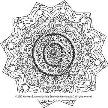 Join Me On Facebook For Some FREE Zendoodles And Mandalas Like This One Leave A Message FB Surprise Will Arrive In Your Inbox