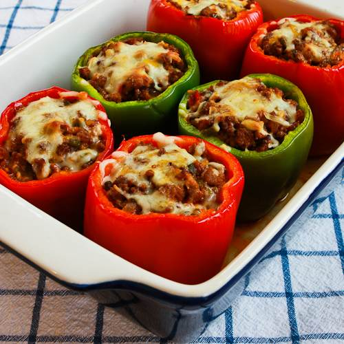 Low carb meals with ground beef