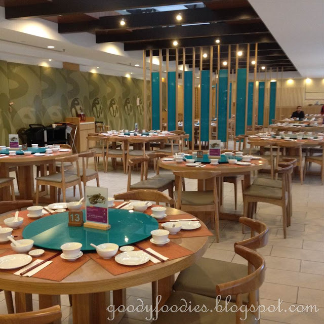 Goodyfoodies resort seafood hotel genting highlands