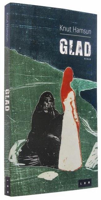 """Glad"" Knut Hamsun"