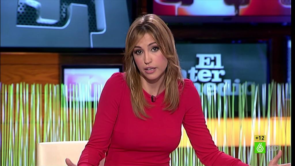SANDRA SABATES, EL INTERMEDIO (20.05.13) (RESUBIDO)