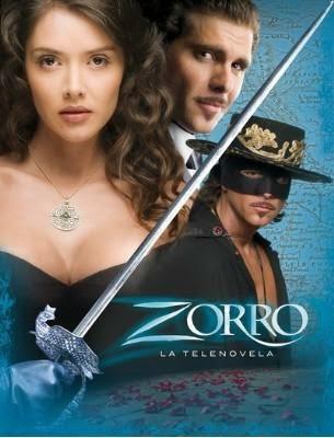 Capitulos de: Zorro: La espada y la rosa