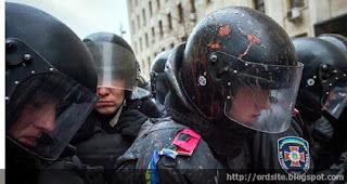 Бойцам «Беркута» дали по 500 долларов премии за разгон Евромайдана