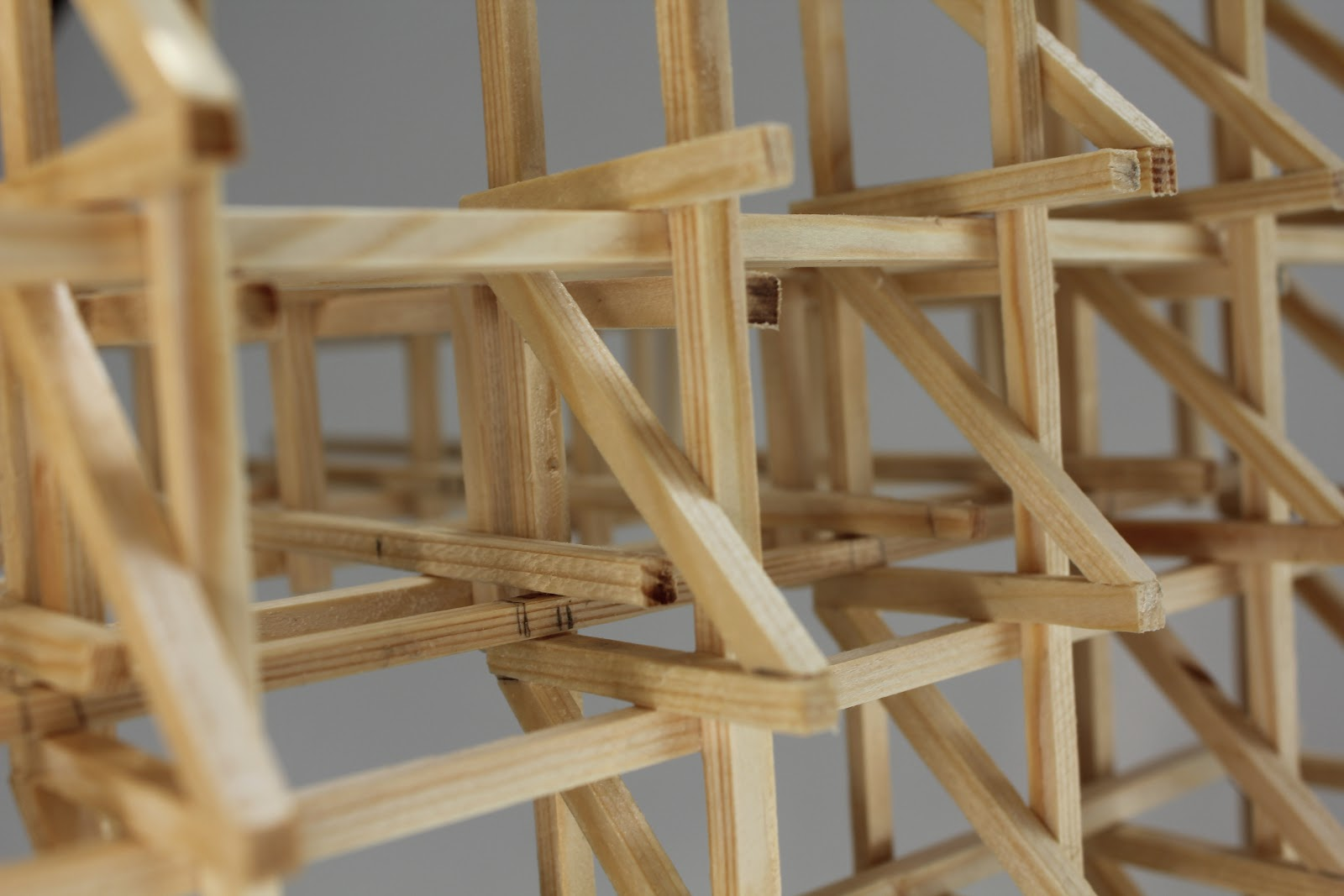 My Design Thesis Timber Structure Josh Heasman
