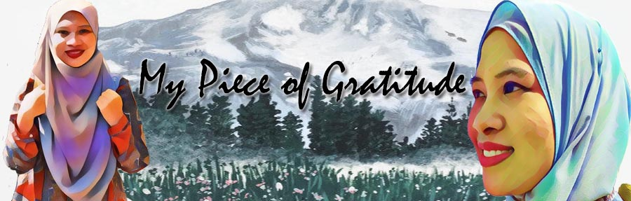 My Piece of Gratitude