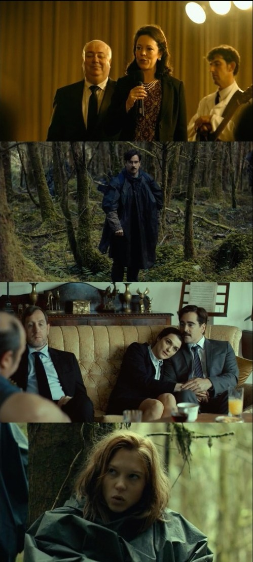 The Lobster 2015 English HDRip 650MB