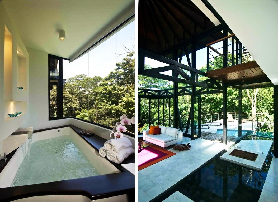 MC1 House In Costa Rica By Juan Robles Via Outklasse