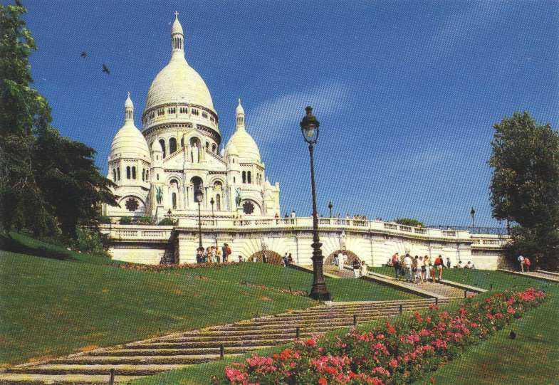World Visits: Montmartre Most Popular Hill In Paris, France