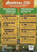 SENDERISMO 2016 PALOS DE LA FRONTERA