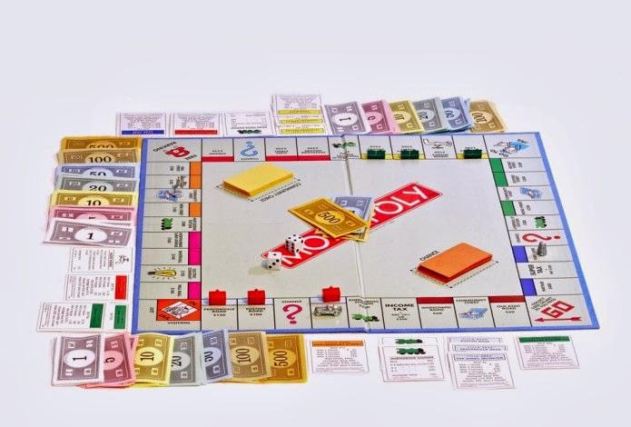 To πείραμα της Monopoly