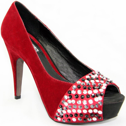 zapatos Belén Esteban colección