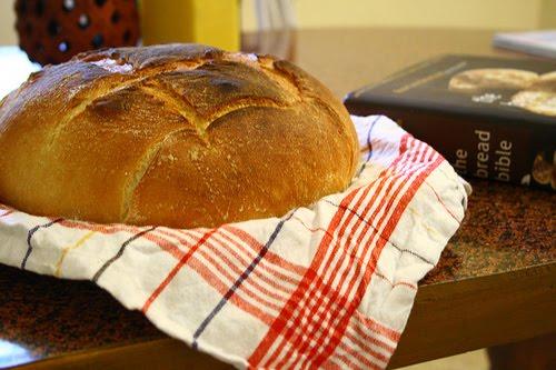 Рецепт хлеба на одну буханку