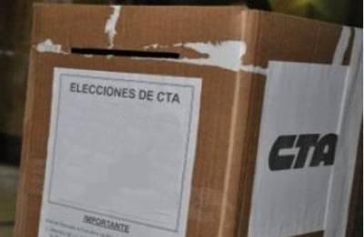 La Junta Electoral Nacional de la CTA ratificó a las autoridades asumidas el 14 de diciembre pasado