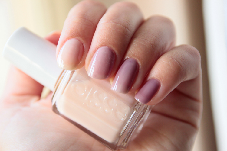 Catrice ombre top coat, Essie