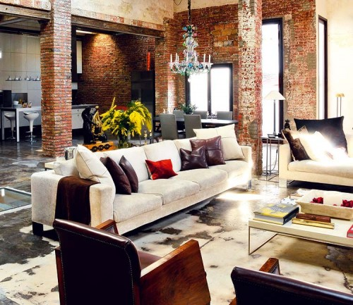 Beautiful Abodes: Warehouse Homes