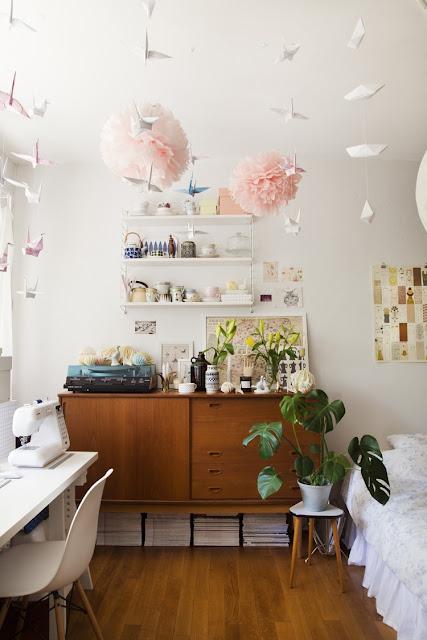 El pequeño estudio de Lisa Marie