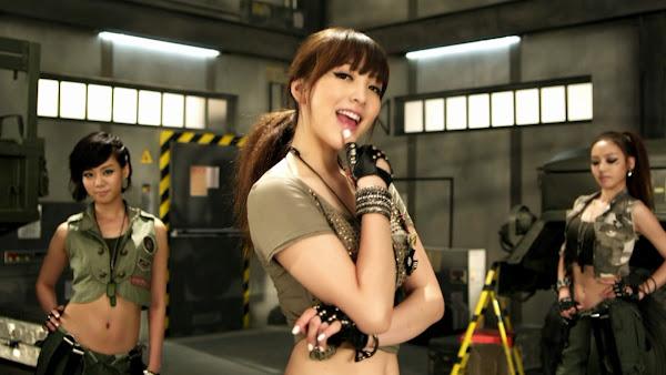 Kara Mister Jiyoung