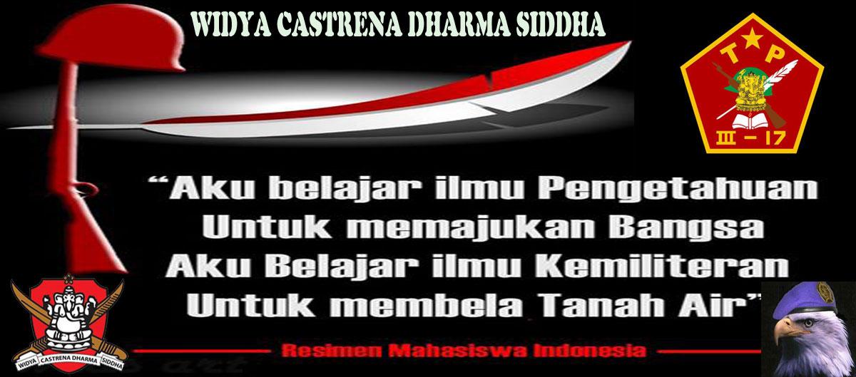 RESIMEN MAHASISWA SELURUH INDONESIA