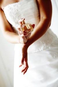 perfect wedding perfume