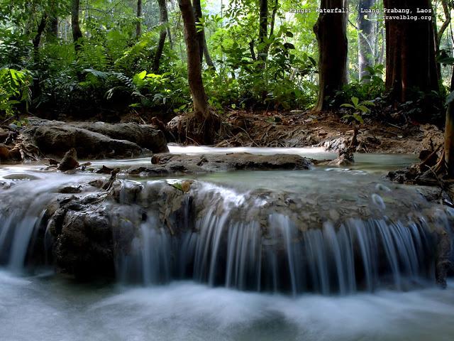 Waterfall 3D Nature Wallpaper