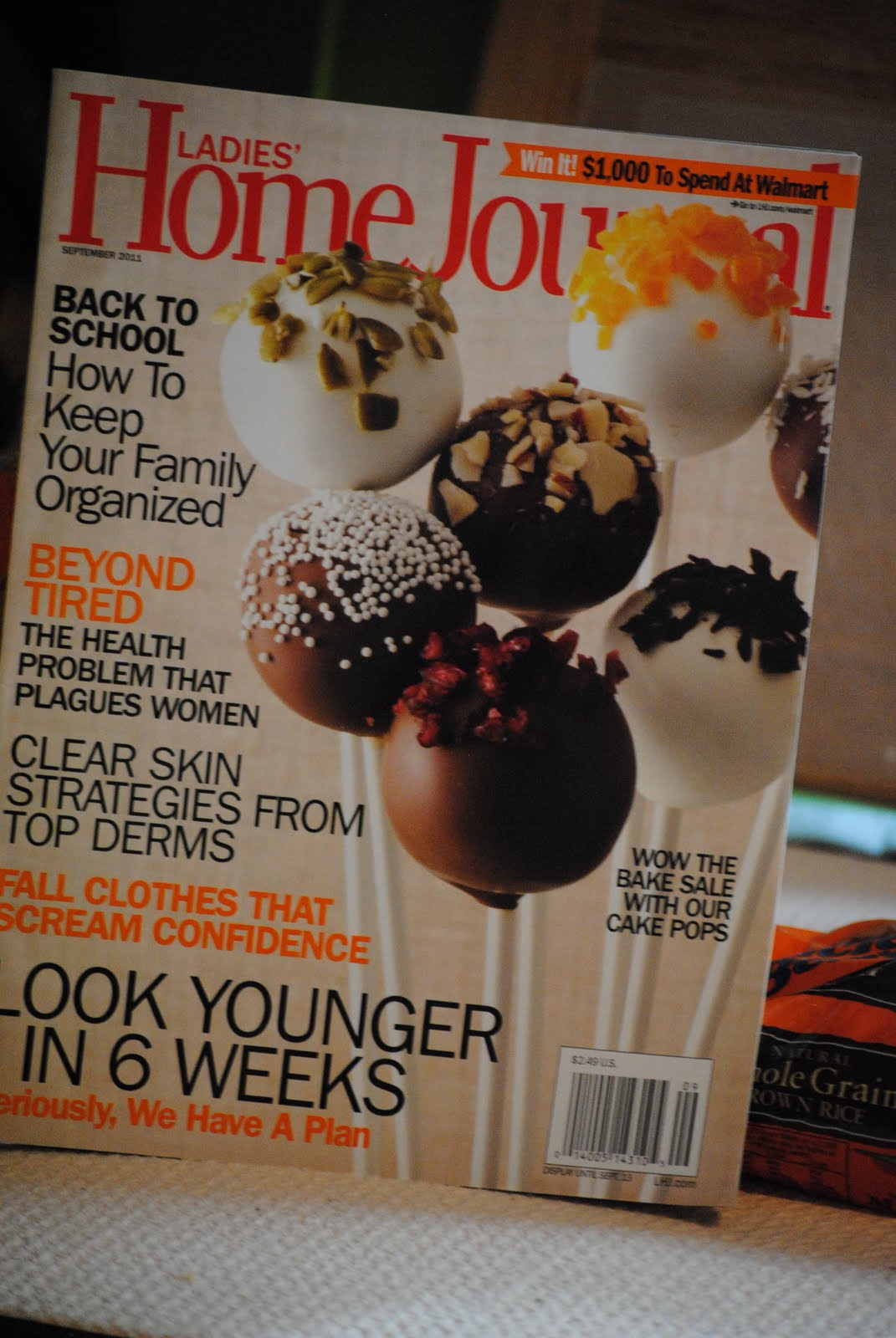 ladies home journal essay contests