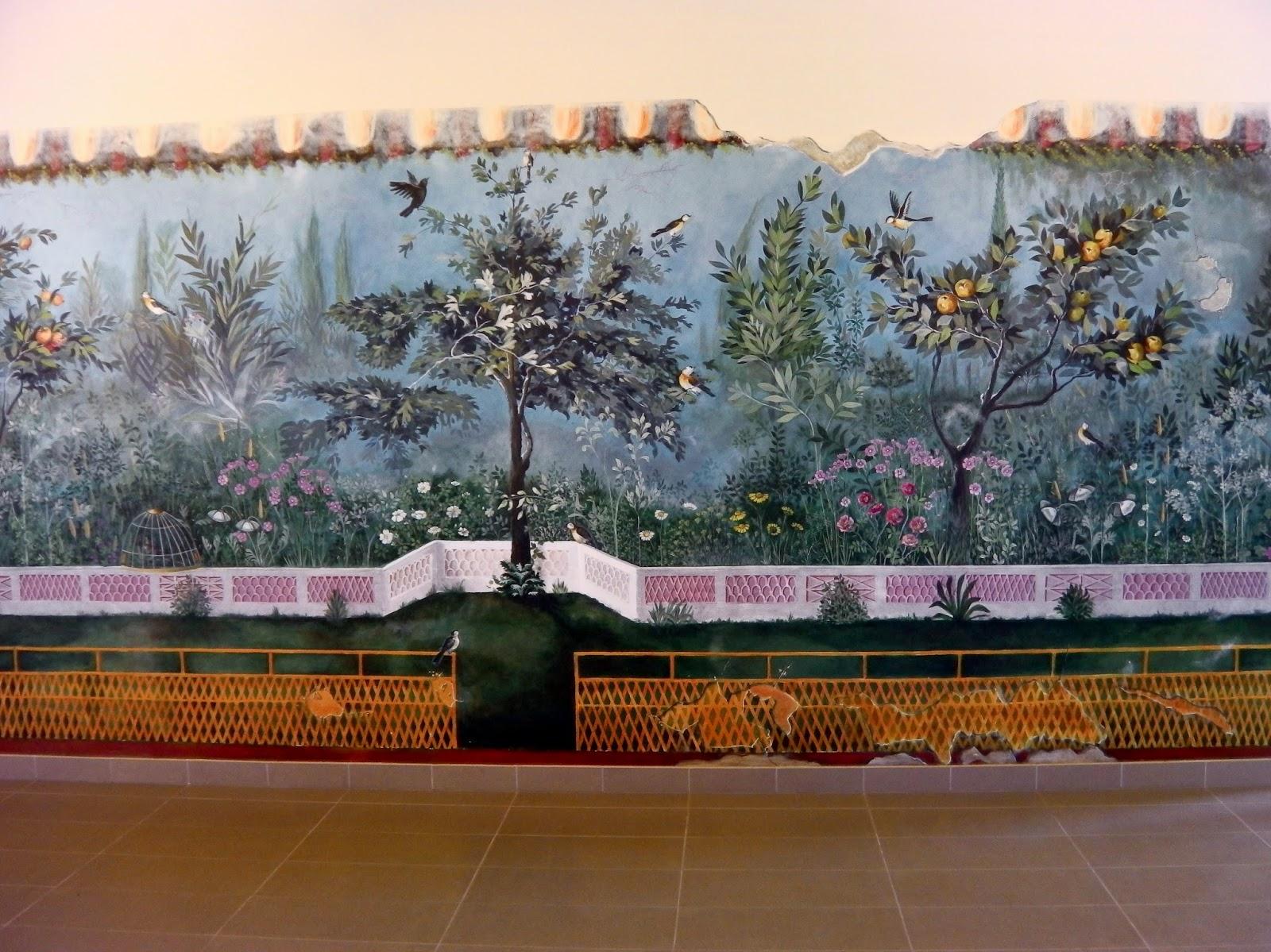 La toge et le glaive le jardin antique m diterran en de - Les jardin d ulysse ...