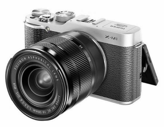 Harga dan Spesifikasi Kamera Fujifilm X-M1