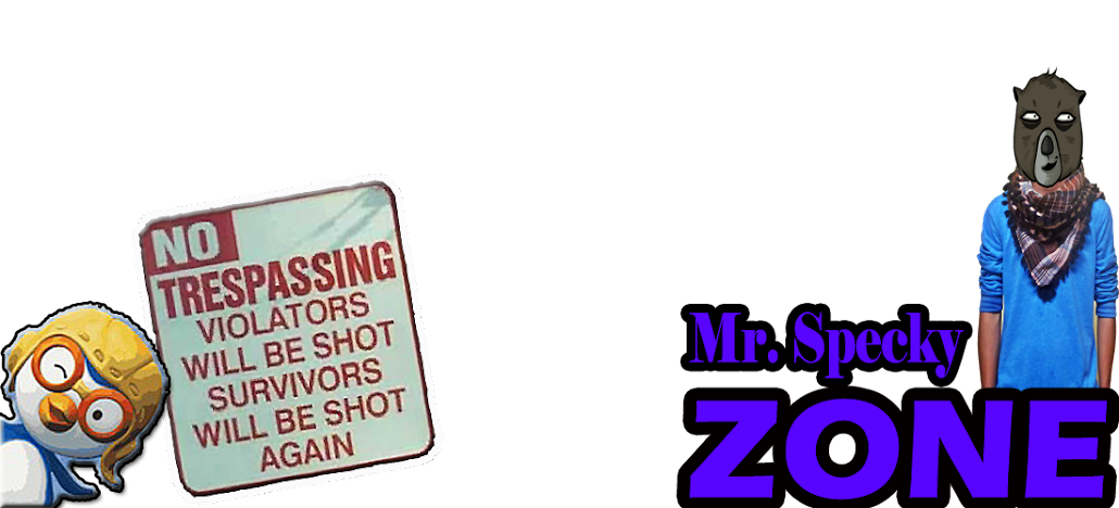 Mr. Specky Zone