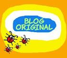 Octavo premio al blog original.