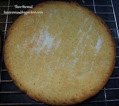 Shortbread - Recipe