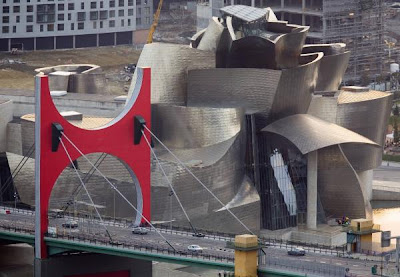 Guggenheim Bilbao Exterior Wallpapers by cool wallpapers