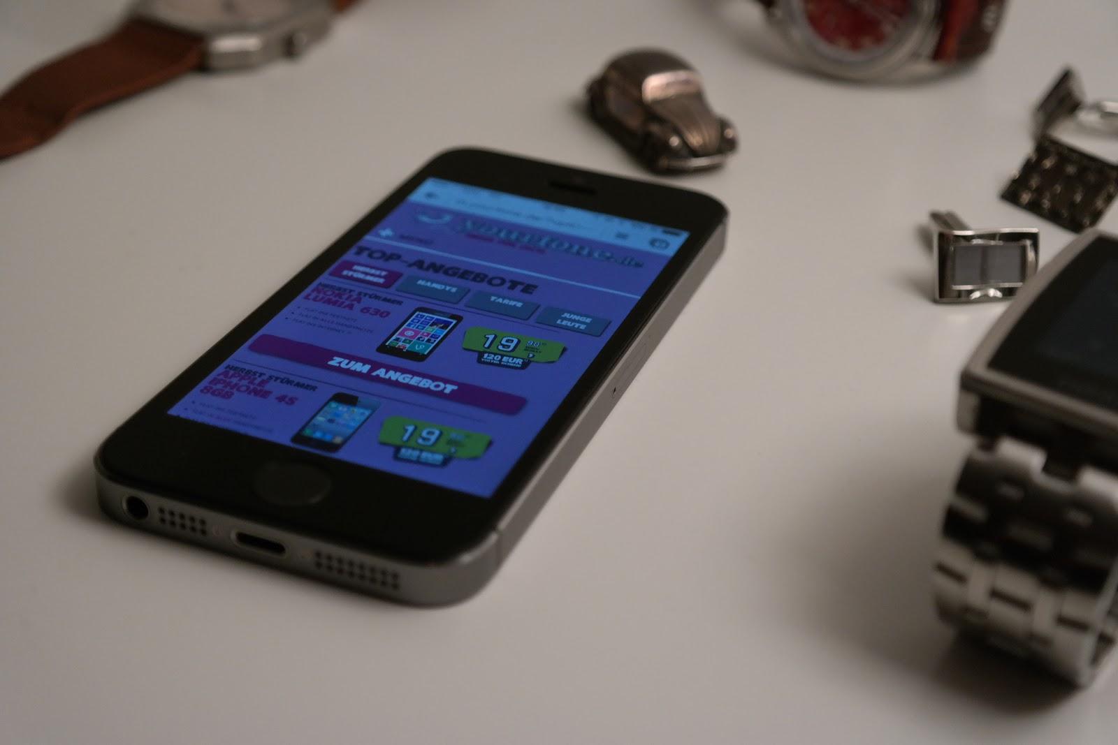 Das iPhone 5S - #mehrfuerdich
