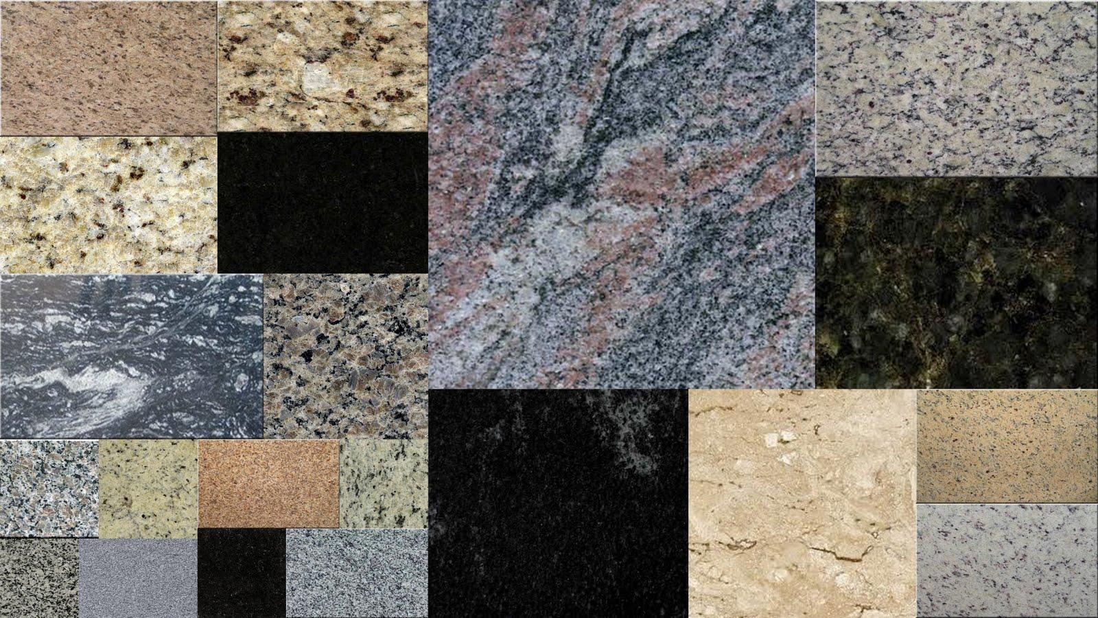 Granitaria - Tipos de granito ...