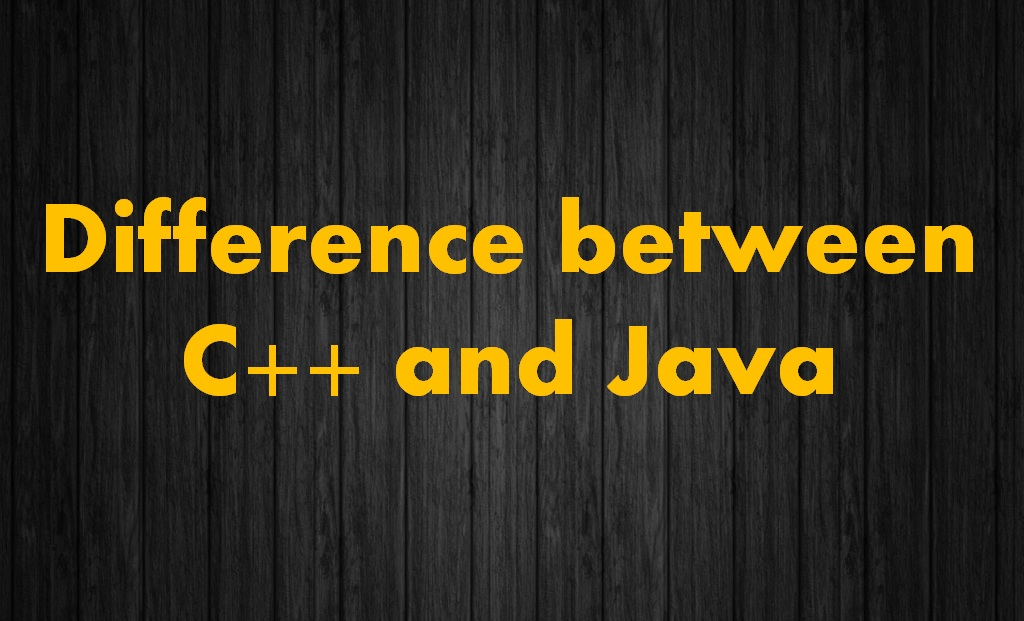 the difference between java and c The most important difference between a pointer in c and a reference in java is  that you can't actually get to (and manipulate) the underlying.