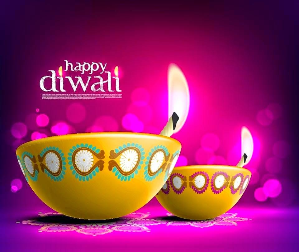 Happy Diwali HD Wallpapers 2014