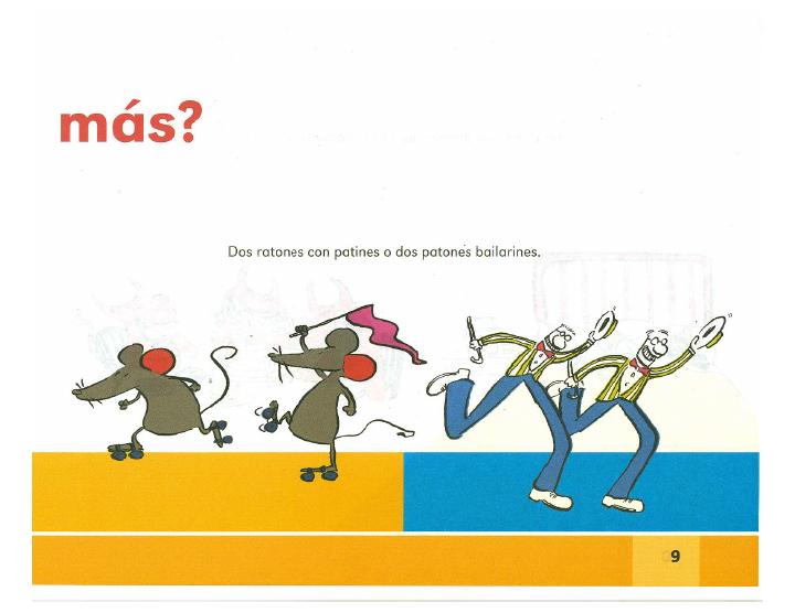 ¿Qué te gusta más? español 2do bloque 5/2014-2015